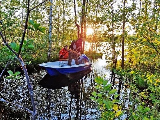 В Ивановской области нашли тело утонувшего в карьере мужчины