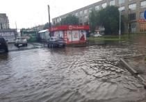 Почему улица Фабрициуса ушла под воду, рассказали власти Пскова