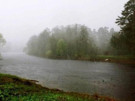 В Туве синоптики прогнозируют дожди и подтопление пониженных участков