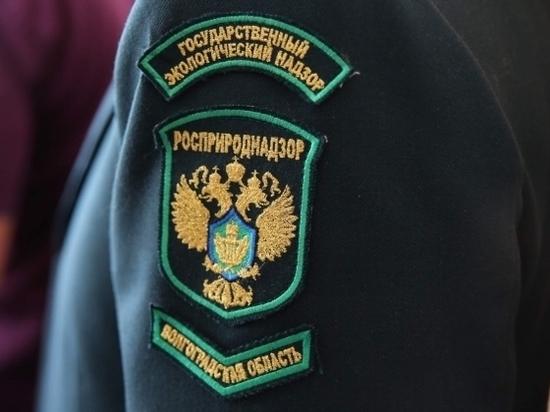 В Волгоградской области оштрафовали завод за вредные выбросы