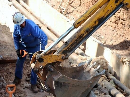 В Костино стартовала самая масштабная реконструкция теплосетей 2021 г