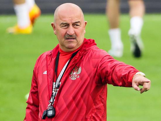 Черчесов рассказал о задаче российской сборной на Евро-2020