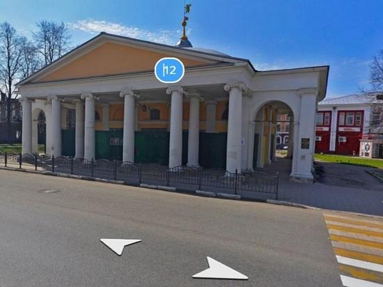 В Ярославле благоустроят территорию у Ротонды
