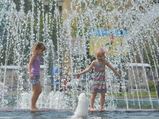 В Томскую область в начале следующей недели придёт долгожданная летняя жара
