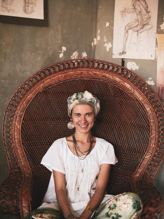 Юлия Кудина – член Союза художников России, лауреат многочисленных международных и региональных конкурсов, но, несмотря на молодость, Юлия уже человек с именем