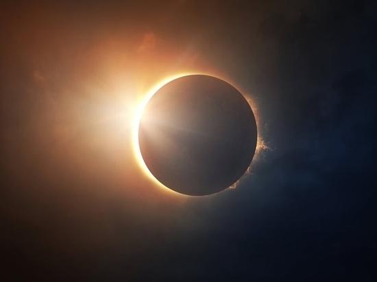 Петербуржцам рассказали, когда будет максимальная фаза солнечного затмения