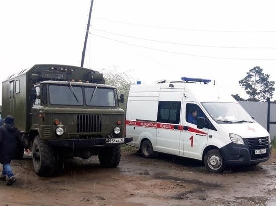 На левобережных дачах Кызыла организовано дежурство экстренных служб