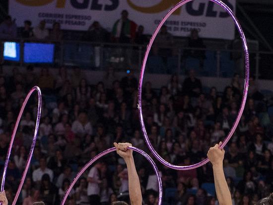 Омская гимнастка стала трёхкратной чемпионкой Европы