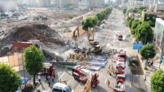 Рухнувший в Корее дом унес жизни 9 человек: кадры завалов