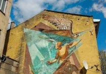 Авторов граффити, которые появились на памятниках архитектуры Томска, могут быть привлечены к административной ответственности