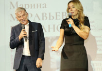 В столице прошла презентация книги Марины Муравьевой-Газмановой