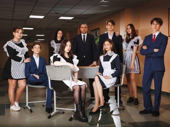 Не мечта, а реальность: в школе Губкинского оборудовали кинофотостудию