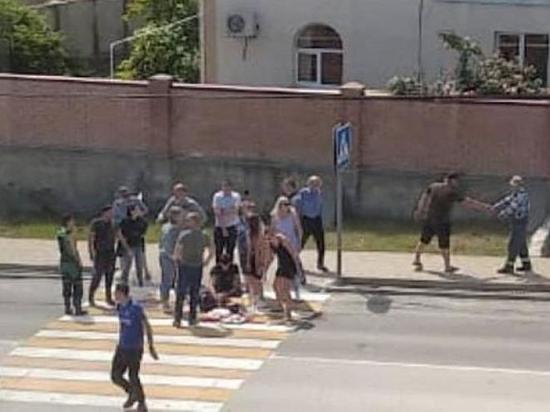 В Новороссийске 10-летнего ребёнка сбил грузовик