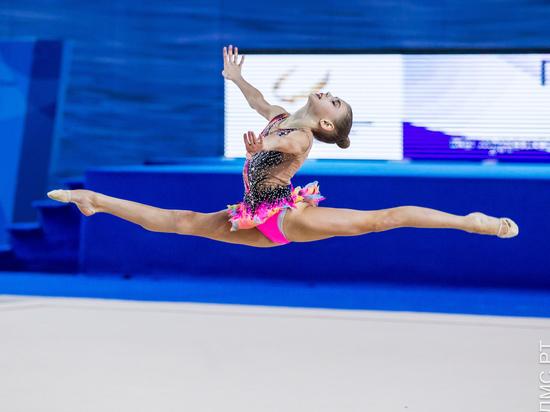 Казань примет международный турнир по художественной гимнастике