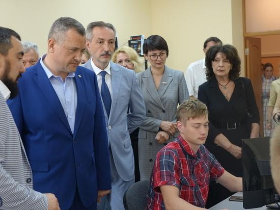 В ТГТУ открылся  технопарк «Вернадский»