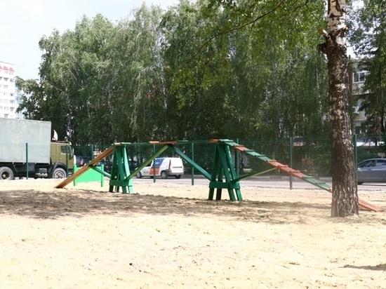В Тамбове появилась первая площадка для выгула собак