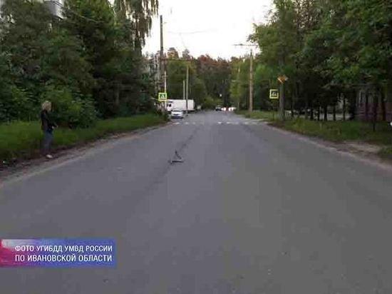 В Ивановской области за минувшие сутки произошли три ДТП с детьми