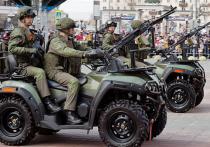 Российский производитель армейских мотовездеходов всерьез задумывается о выпуске моделей с электродвигателями