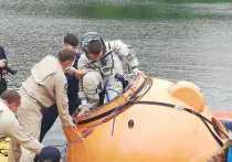 В четверг, 10 июня, возле подмосковного Ногинска приземлились космонавты