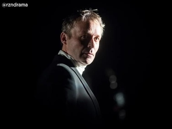 Рязанский актер Валерий Рыжков стал лауреатом фестиваля «Фабрика Станиславского»