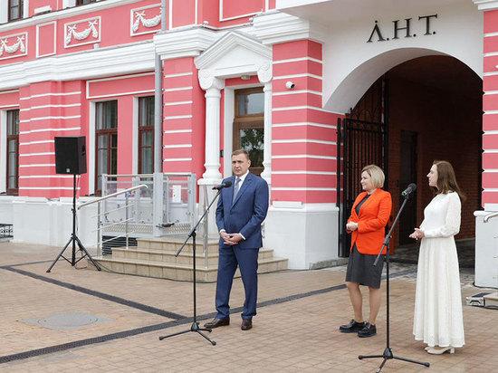 Министр культуры РФ Ольга Любимова посетила Музейный квартал в Туле