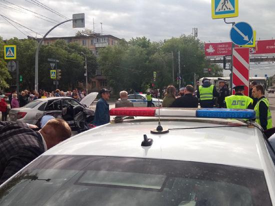 «Месиво из машин»: подробности жуткого ДТП в Ленинском районе Челябинска