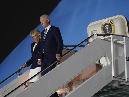 Встреча года-2021: Путин и Байден