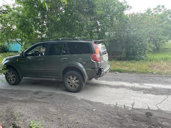 В Ростовской области водитель внедорожника сбил школьника