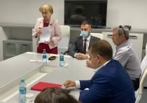 Зинаида Гречаный встретилась с жителями Бельц