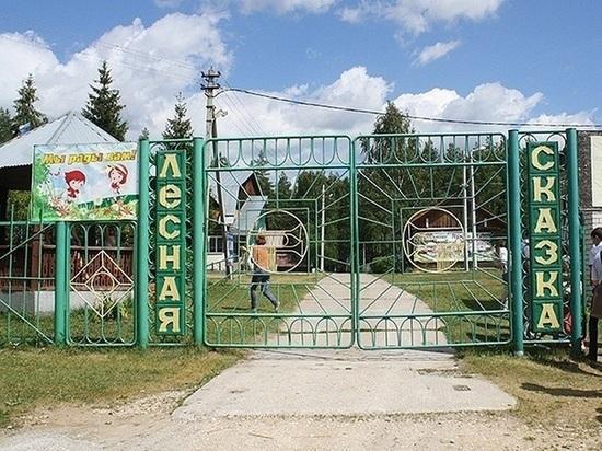 В калмыцком районе детский лагерь ремонтировали почти пять лет