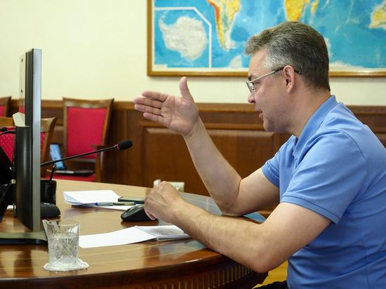 Губернатор Ставропольского края: ни разу в отпуск не ходил