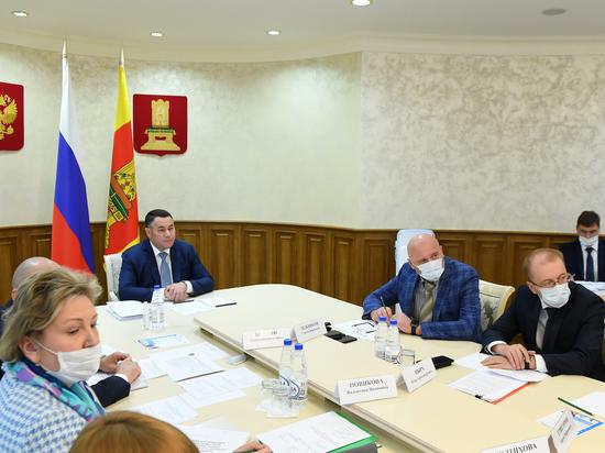 Жителям Тверской области напомнили о важности соблюдения масочного режима