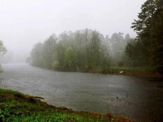 11 июня в Туве прогнозируется продолжение сильных дождей