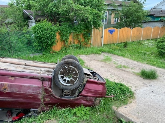Еще два пьяных водителя не удержались на дорогах в Тверской области