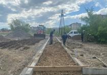 В микрорайоне «Южный» столицы Тувы появится новая аллея