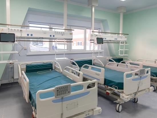 В Волгоградской области от осложнений при COVID-19 умерли 9 пациентов