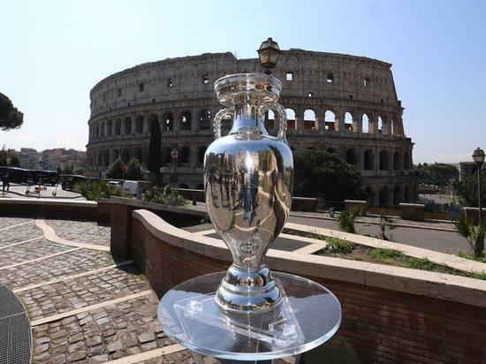 Афиша первого игрового дня чемпионата Европы