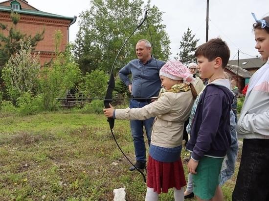 В воскресных школах Хабаровска учебный год закончился концертом и шашлыками