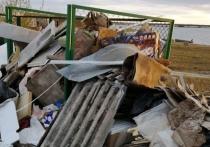 «Уже крысы бегают»: коммунальщики игнорируют заваленную мусором контейнерную площадку в Салехарде