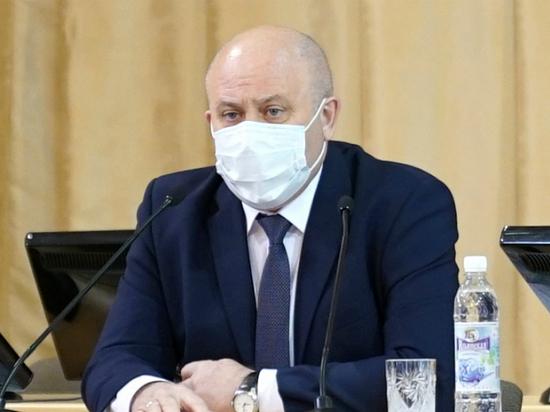 Мэр Хабаровска: «Сегодня проспект в неприглядном положении»