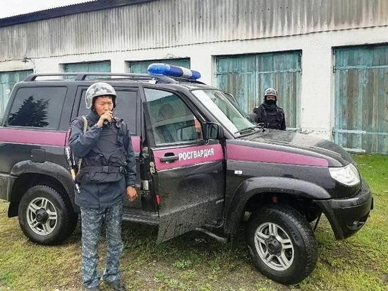 В Бурятии десятилетние мальчишки залезли на охраняемый объект