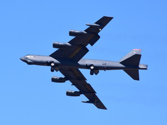 """""""Бряцанием оружия"""" назвало посольство РФ задействование США B-52H в Baltops 2021"""