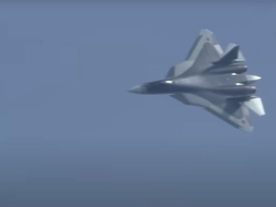 ВКС России получат второй и третий Су-57