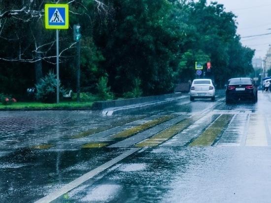 В Волгограде ожидаются дожди и грозы в пятницу