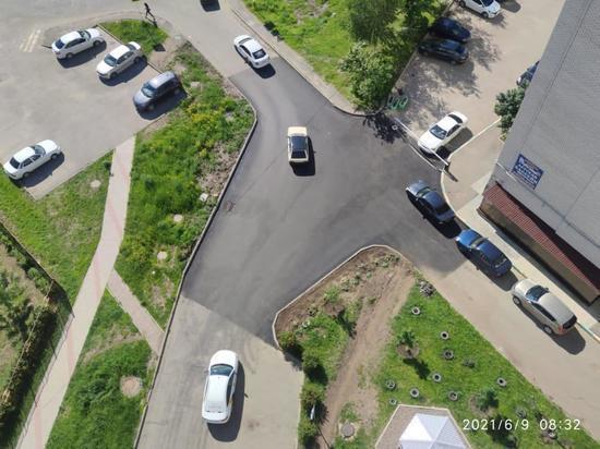 Внутриквартальную развязку на Кулакова расширили в Ставрополе