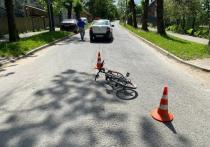 Опубликовано фото ДТП в Печорах с 9-летним ребенком