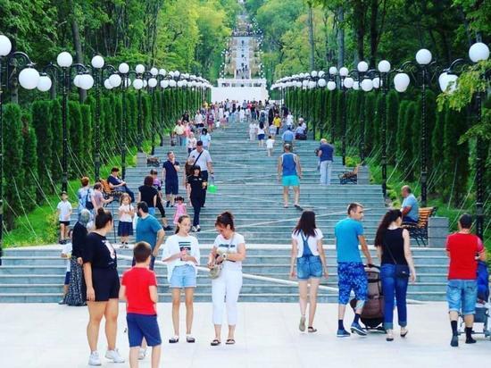 Железноводск поставил рекорд по числу отдыхающих