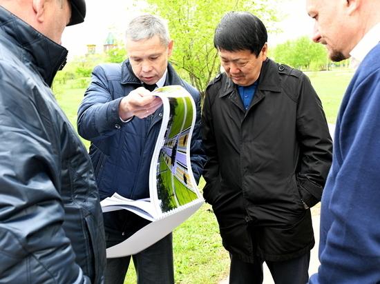 Проект фонтана в Приаргунске за 22 млн руб не реализовали из-за нехватки денег