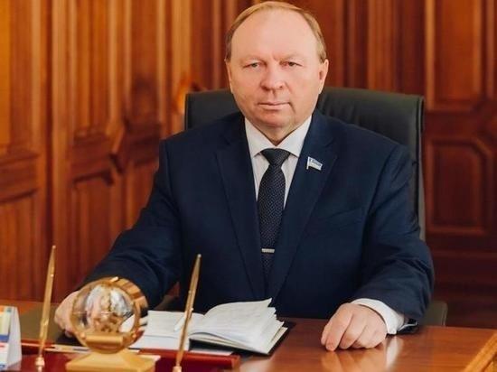 Председатель Народного Хурала Бурятии поздравил жителей с Днем России
