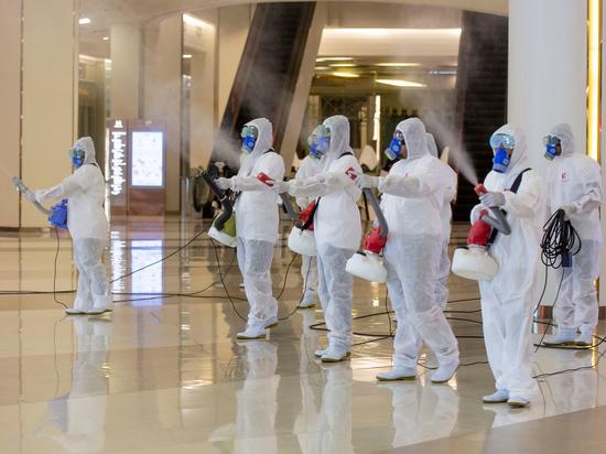 Британия рассекретила учения с моделированием эпидемии за 2016 год
